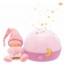 Chicco - Projetor Goodnight Stars rosa