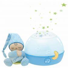 Chicco - Projetor Goodnight Stars azul