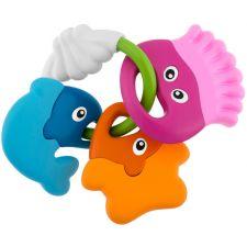 Chicco - Anel de Dentição Peixinhos