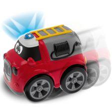 Chicco - Carro Bombeiros Turbo Touch