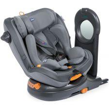 Chicco - Cadeira auto AroundU BebèCare i-Size Pearl