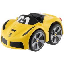 Chicco - Mini Turbo Touch Ferrari - La Ferrari amarelo