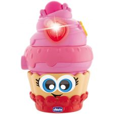 Chicco - Miss Candy uma Cupcake saborosa (novo 2019)
