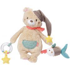Baby Fehn - Boneco de atividades Ursito