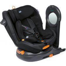 Chicco - Cadeira auto AroundU BebèCare i-Size Jet Black