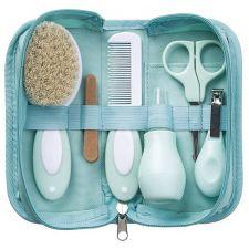 Saro - Necessaire de higiene para bebé Hortelã