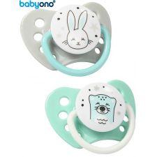 Baby Ono - Chupeta anatómica de silicone 0-3m