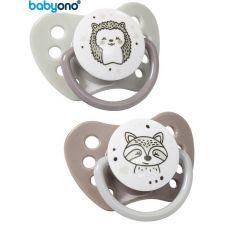 Baby Ono - Chupeta anatómica de silicone 6-18m