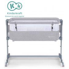 Kinderkraft - Berço NESTE AIR grey
