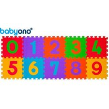 Baby Ono - Puzzle em espumas 10pcs números