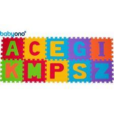 Baby Ono - Puzzle em espumas 10pcs letras