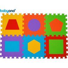 Baby Ono - Puzzle em espumas 6pcs formas