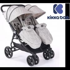 Kikka Boo - Carrinho de gémeos Happy 2