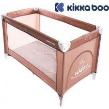 Kika Boo - Cama de viagem 2 níveis So Gifted Beje
