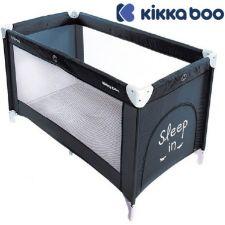 Kika Boo - Cama de viagem So Gifted gris