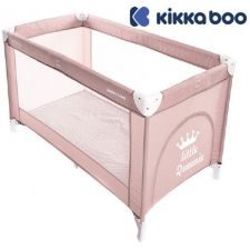 Kika Boo - Cama de viagem So Gifted rosa