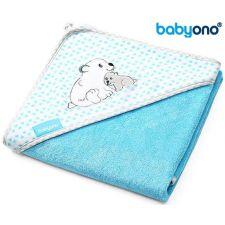 Baby Ono - Toalha com capuz de bambu 76x76