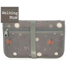 Walking Mum - Porta toalhitas + Muda fraldas MOON