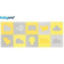 Baby Ono - Puzzle em espuma 10pcs Veículos