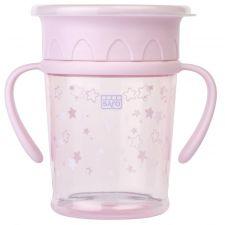 Saro - Copo anti-gotas Amazing Cup Rose