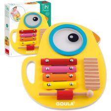 GOULA - TIKI MUSICAL 3 em 1