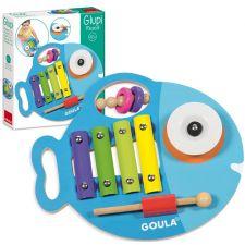 GOULA - Glupy musical 3 em 1
