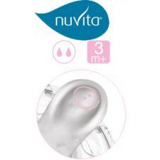 Nuvita - Tetina Fluxo 2 3m+