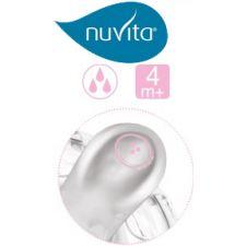 Nuvita - Tetina Fluxo 3 4m+