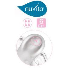 Nuvita - Tetina Fluxo Y 6m+