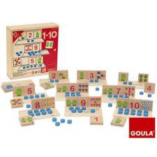 Goula - 1-10, 95 peças