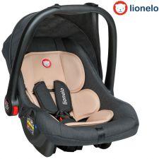 Lionelo - Cadeira auto e portabebés Noa Plus Sand (0-13 kgs)