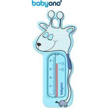 Baby Ono - Termómetro de banho flutuante azul