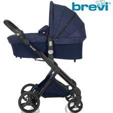 Brevi - Alcofa Macia PRESTO CITY Blue Jeans