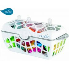 Nuvita - Cesto para máquina de lavar louça