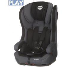 Play - Cadeira auto  SAFE FIX GRIS/NEGRO