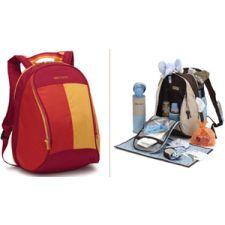 Allerhand - Travel Backpack Sunflower