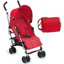 Bebedue - Carrinho de bebé Zero Looping Red