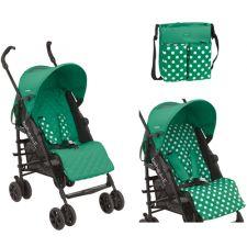 Bebedue - Carrinho de bebé B-Smart Feria Verde