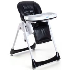 Bebedue - Cadeira da papa New Leather Black
