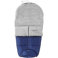 Bebedue - Saco para carrinho de bebé Akon Ocean Blue