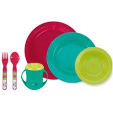 Bebedue - Pratos 6 peças Colours & Flavours