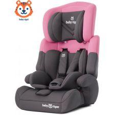 Baby Tiger - Cadeira auto Mali Pink (9-36 kg)