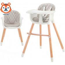 Baby Tiger - Cadeira da papa Tini Grey