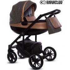 BabyActive - Carrinho de bebé 2 in 1 Chic