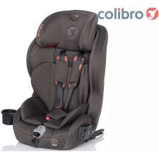 COLIBRO - Cadeira auto GO Granito [grupo I+II+III, 9-36 kg, ISOFIX]