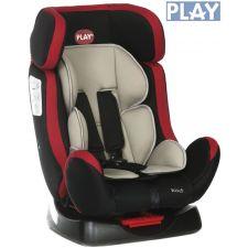 Play - Cadeira auto  SCOUT ROJO/NEGRO