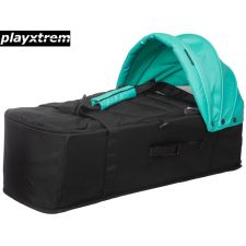 PLAYXTREM - BABY TWIN COT Jade