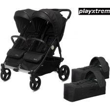 PLAYXTREM - BABY TWIN + 2 Alcofas Irongate
