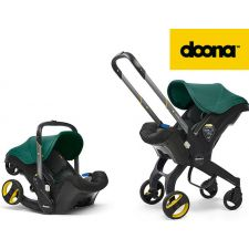 DOONA PLUS Cadeira de Automóvel 2 em 1 RACING GREEN