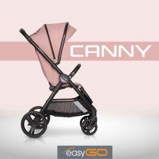 EASYGO - Carrinho de bebé CANNY Rose